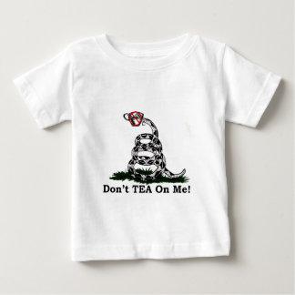Don't TEA On Me! Infant T-shirt