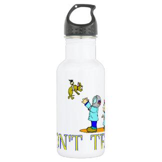 Don't tell MOM balloon 18oz Water Bottle
