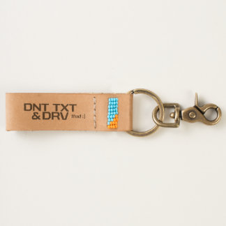 Dont Text and Drive, thanks! Keychain