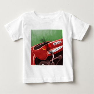 Dont Text & Drive Rick London Funny Baby T-Shirt