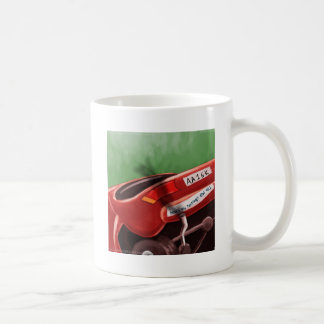Dont Text & Drive Rick London Funny Coffee Mug