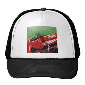 Dont Text & Drive Rick London Funny Trucker Hat