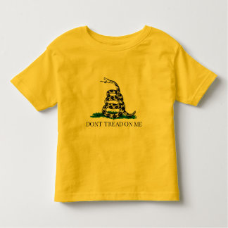 Don't Thread On Me Toddler T-shirt