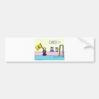 don't touch my junk flag tsa bumper stickers