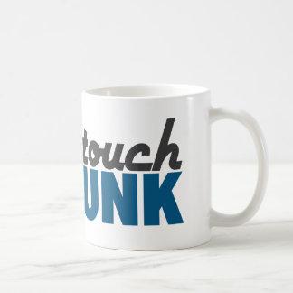 don't touch my junk (TSA) Classic White Coffee Mug