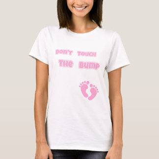 Don't Touch Pink T-Shirt