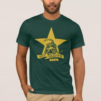 Dont Tread #1 Tee Shirt - Gadsden flag don't tea