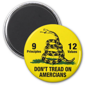 Don't Tread on Americans Magnet