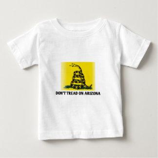 Don't Tread on Arizona Baby T-Shirt