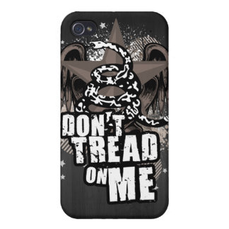 Dont Tread On Me :: $40.95 iPhone 4 Case