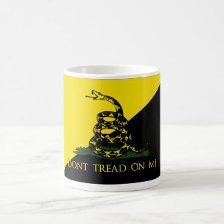 Dont Tread On Me Anarchist Flag Coffee Mug