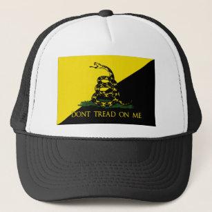 592fb5d9f77 Dont Tread On Me Anarchist Flag Trucker Hat