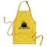 Dont Tread On Me Aprons