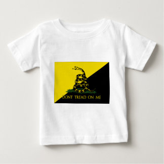 Dont Tread On Me Baby T-Shirt