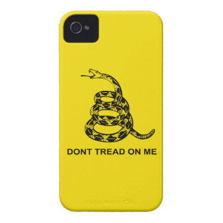Don't Tread On Me BlackBerry Bold Case