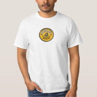 """""""Don't Tread on Me"""" Bootblack T-Shirt"""
