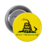 Don't tread on me! button