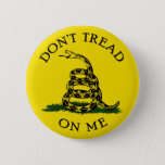"Dont Tread On Me Button<br><div class=""desc"">Several versions of the Gadsden Flag.</div>"