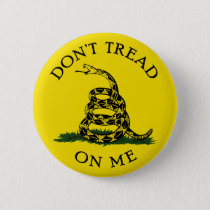 Dont Tread On Me Button