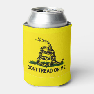 DON'T TREAD ON ME CAN COOLER