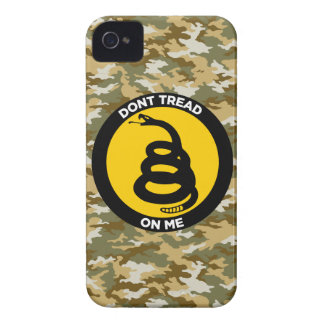 Don't Tread On Me Case iPhone 4 Case-Mate Cases