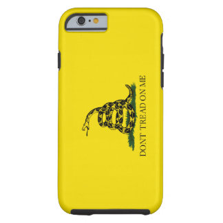 Don't Tread On Me Tough iPhone 6 Case