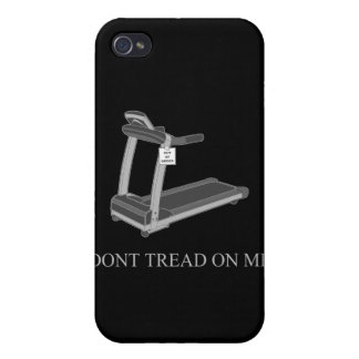 Dont Tread On Me Case For iPhone 4