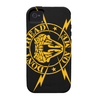 dont tread on me Case-Mate iPhone 4 cover