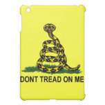 Dont Tread On Me Cobra iPad Mini Covers