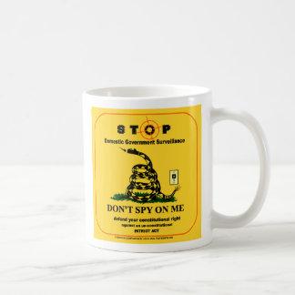 Don't Tread on Me! Coffee Mug