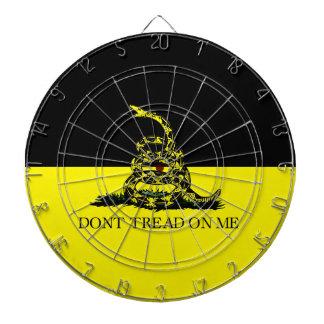 Don't Tread On Me Dart Board