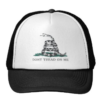 Dont Tread On Me - Distressed Trucker Hat