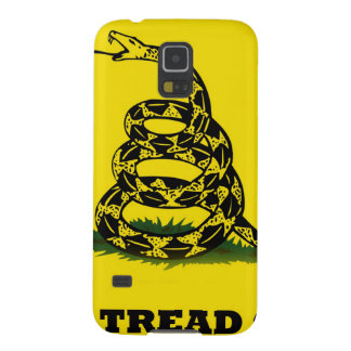 Don't Tread On Me flag Case For Galaxy S5