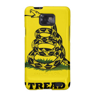 Don't Tread On Me flag Galaxy SII Cover