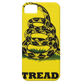 Don't Tread On Me flag iPhone 5 Cover