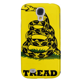 Don't Tread On Me flag Samsung Galaxy S4 Covers