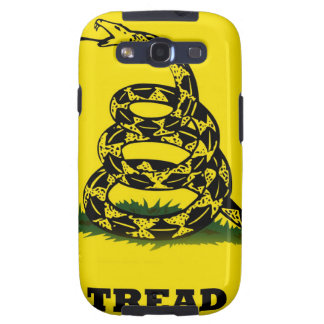 Don't Tread On Me flag Samsung Galaxy SIII Covers