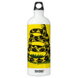 Don't Tread On Me flag SIGG Traveler 1.0L Water Bottle