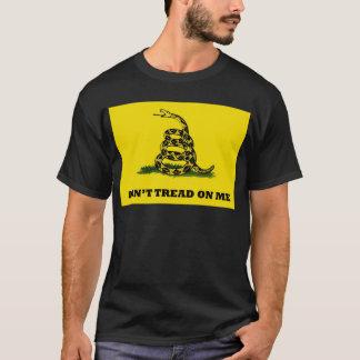 Don't Tread On Me flag T-Shirt