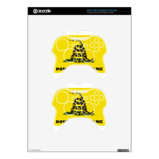 Don't Tread On Me flag Xbox 360 Controller Skins