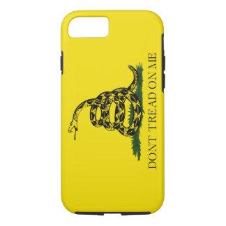 Don't Tread on Me Gadsden American Flag iPhone 7 Case