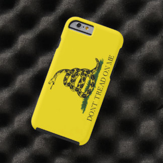 Don't Tread on Me Gadsden American Flag Tough iPhone 6 Case
