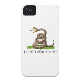 Dont Tread On Me Gadsden American Revolution Flag iPhone 4 Covers
