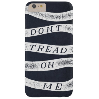 Don't Tread On Me Gadsden Flag iPhone Case Barely There iPhone 6 Plus Case