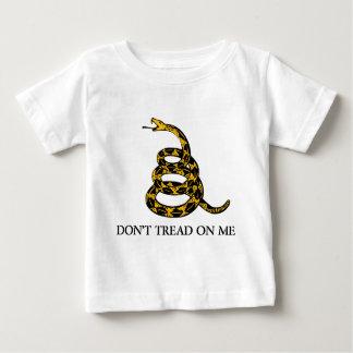 don't tread on me - gadsden flag libertarian tees