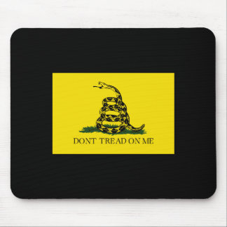 Don't Tread On Me - Gadsden Flag Mouse Pad