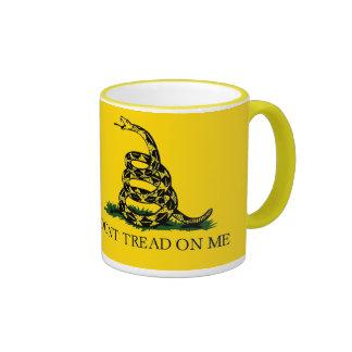 Don't Tread On Me - Gadsden Flag Mug