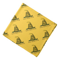 Don't Tread on Me, Gadsden Flag Patriotic History Bandana