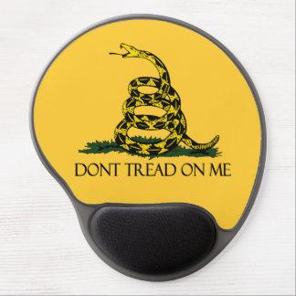 Don't Tread on Me, Gadsden Flag Patriotic History Gel Mouse Mat