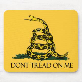 Don't Tread on Me, Gadsden Flag Patriotic History Mousepads